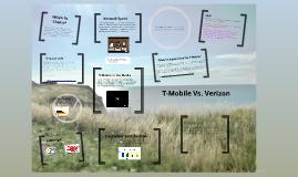 Copy of Verizon Vs. T-Mobile