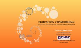 EDUCACIÓN  COSMODERNA: la naturaleza como maestro para innovar en la formación humana