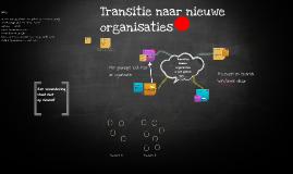 Transitie in organisaties