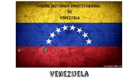 Visiòn Històrica Constitucional De