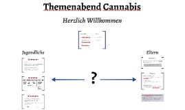 Themenabend Cannabis