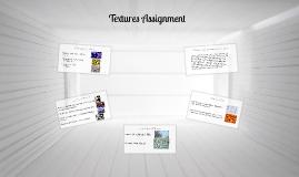 Textures Assignment