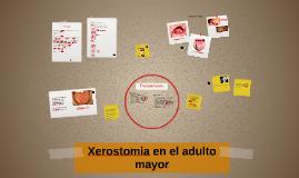 xexerostomia