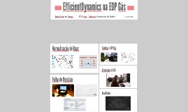 EfficientDynamics na EDP Gás