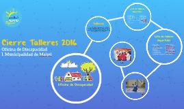 Cierre Talleres 2016