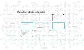 Canadian Media Industries
