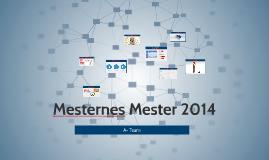 Mesternes Mester 2014