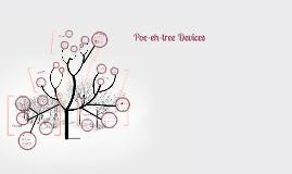 Poe-tree (poetry)
