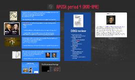 APUSH period 4 (1800-1848)