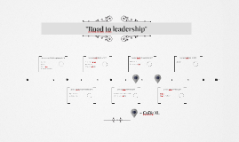 Schaerbeeck - road to leadership