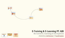 E-Training PT.AJB