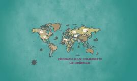 Copia de Copy of Localización y clima de los ecosistemas acuáticos marinos