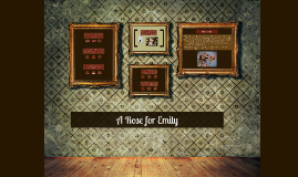 A Rose for Emily Analysis