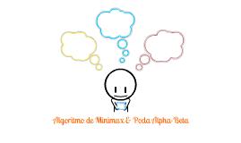 Algoritmo Minimax y Poda Alpha-Beta