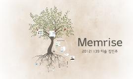 Copy of Copy of Memrise