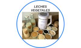 LECAHES VEGETALES