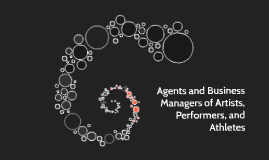 Agents And Business Managers Of Artists, Performers, And Ath