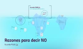 Acuerdo PSOE C's