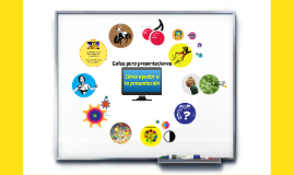 Copy of Guía para presentaciones
