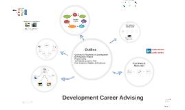 Development Career Advising