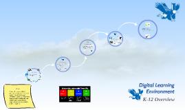 Digital Learning Environment