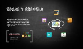 TDA/H Y ESCUELA