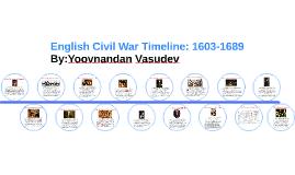 English Civil War Timeline: 1603-1689 by Yoovnandan Vasudev on Prezi