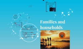Families and households domestic division of labour