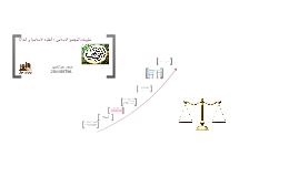 مقومات المجتمع الاسلامي: العقيدة و العداله