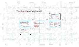 The Rashidun Caliphate (2)