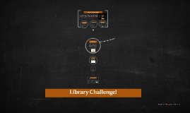 Library Challenge!