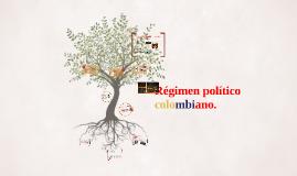 Copy of Regimen politico colombiano.