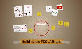 Building the FCCLA Brand