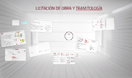 LICITACION Y TRAMITOLOGIA