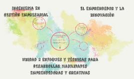 Copy of Unidad 2 enfoques y tècnicas para desarrollar habilidades em