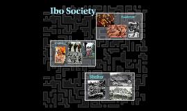 Ibo Society