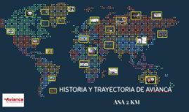 Copy of HISTORIA Y TRAYECTORIA DE AVIANCA