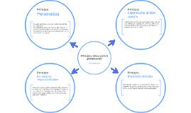 Copy of Principios éticos para la globalización