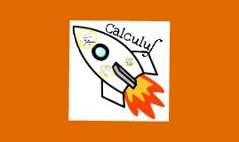Copy of Calculus