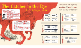 Pd. 4: The Catcher in the Rye
