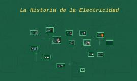 La Historia de la Electrostatica