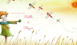 Rattle & Rhyme Fall