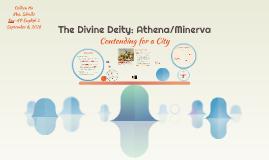 The Divine Deity: Athena/Minerva