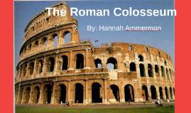 The Roman Colliseum