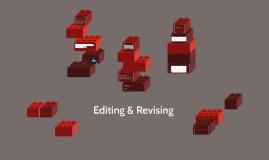 Editing & Revising