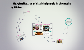Marginalization of disabled people in the media
