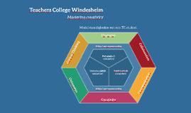 Model vaardigheden van een TC student [Concept]