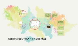 Vancouver JYSEP - 5 year plan