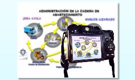 Copy of Administración de la cadena de Suministros