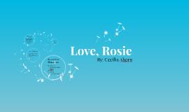 Love, Rosie Book Talk
